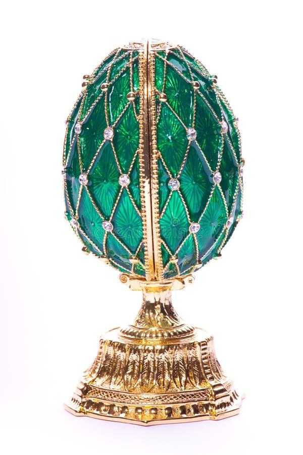 Uovo di Faberge. fotografia stock libera da diritti