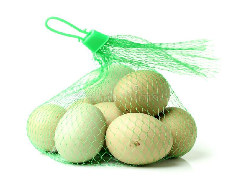 Uovo salato dell'anatra fotografia stock libera da diritti
