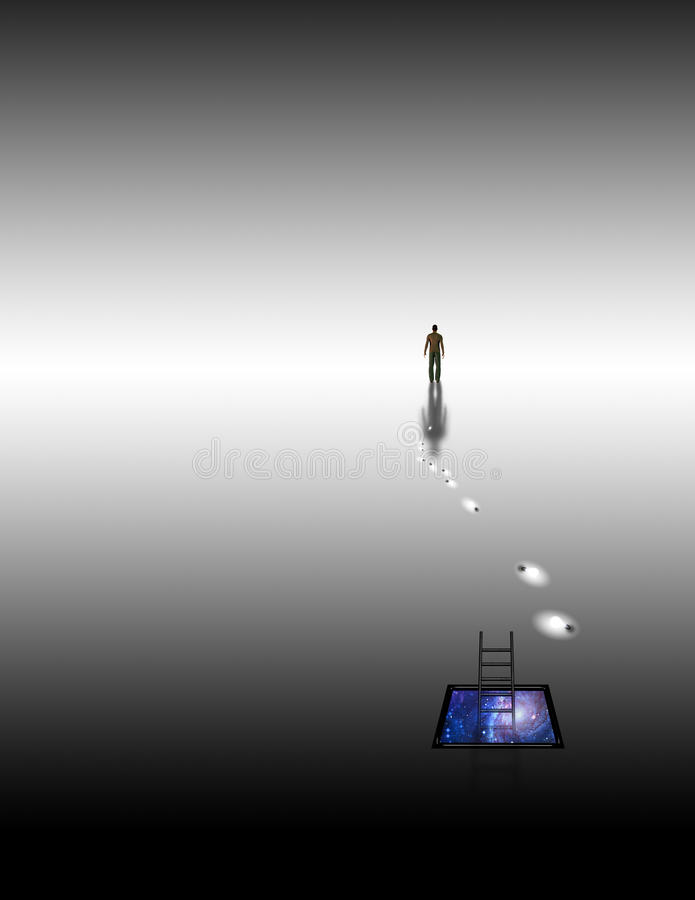 Download Up stock illustration. Image of human, drip, adult, dream - 25825712