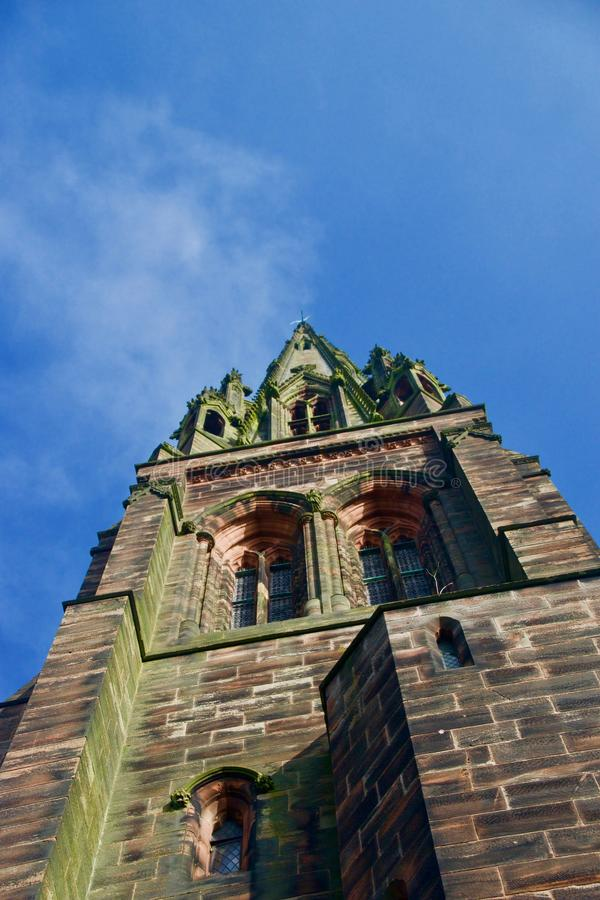 Free Up At The Tower Stock Photos - 142553313