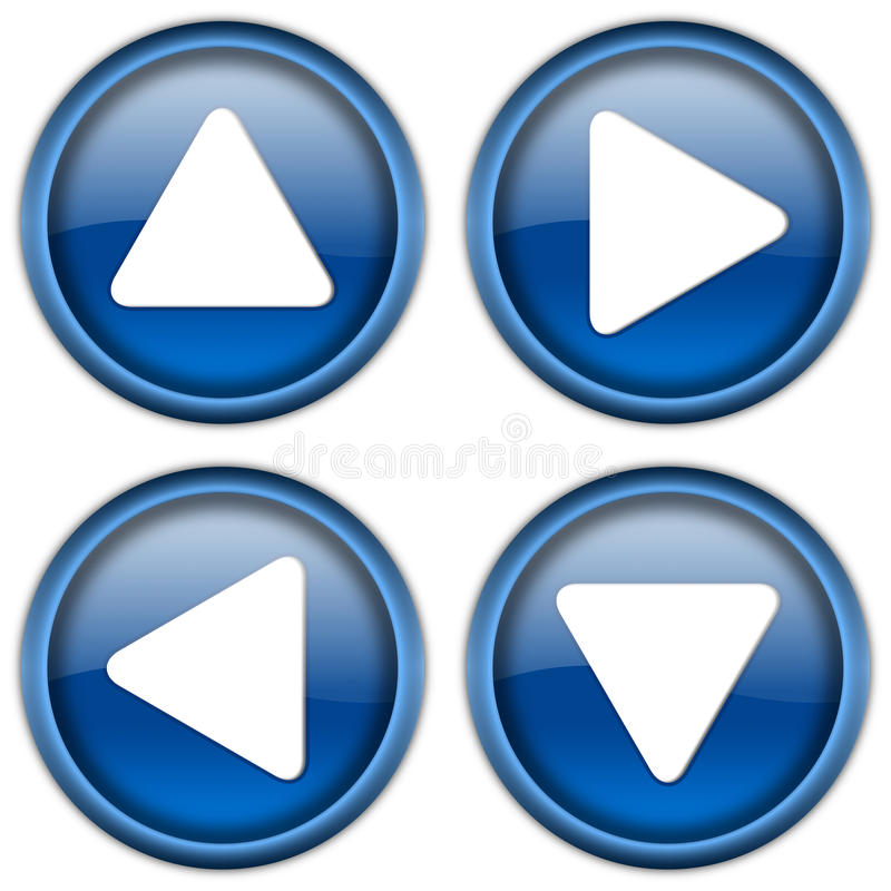 Download Up button stock illustration. Illustration of button - 13213990