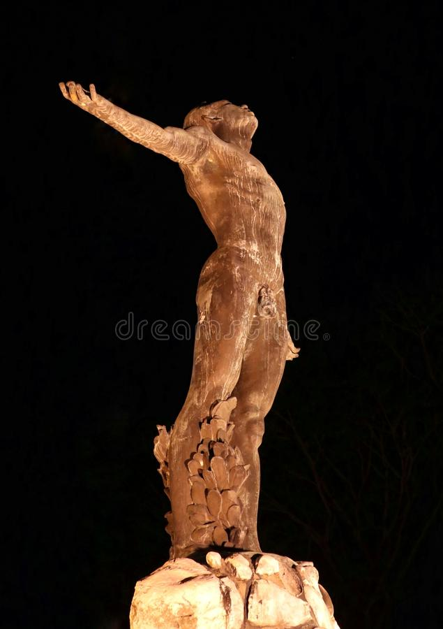 Free UP Diliman Oblation Statue Stock Image - 144536091