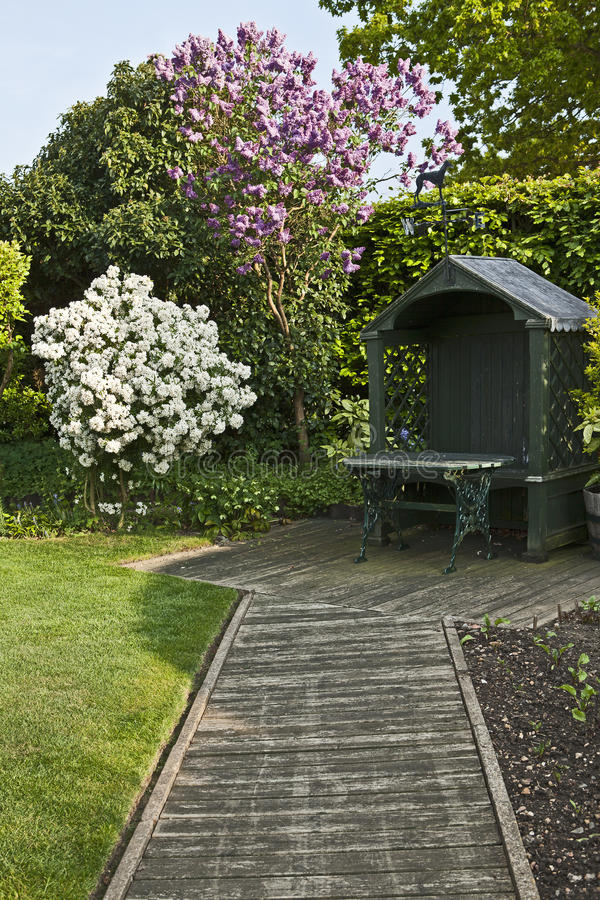 Download Up The Garden Path Royalty Free Stock Photo - Image: 14387525