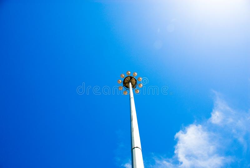 Download Up To The Sky stock image. Image of nice, lite, sunshine - 3497081