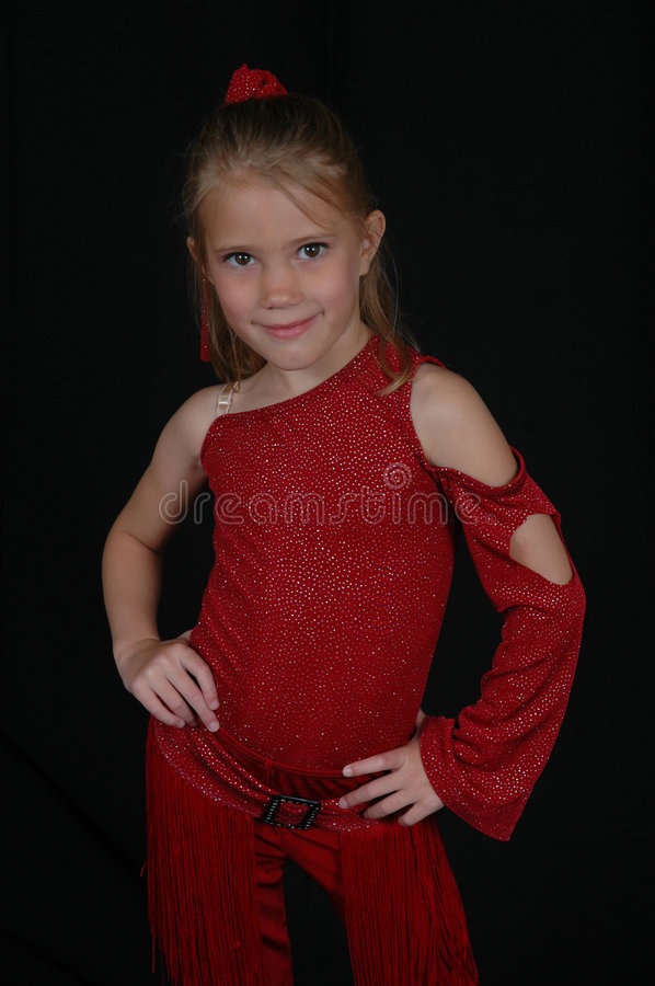 Upclose Young Dancer. Young performing dance artist. Beautiful Young blonde model royalty free stock photos