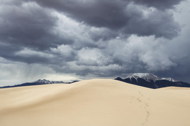 Download Upcoming Storm Royalty Free Stock Image - Image: 36672236