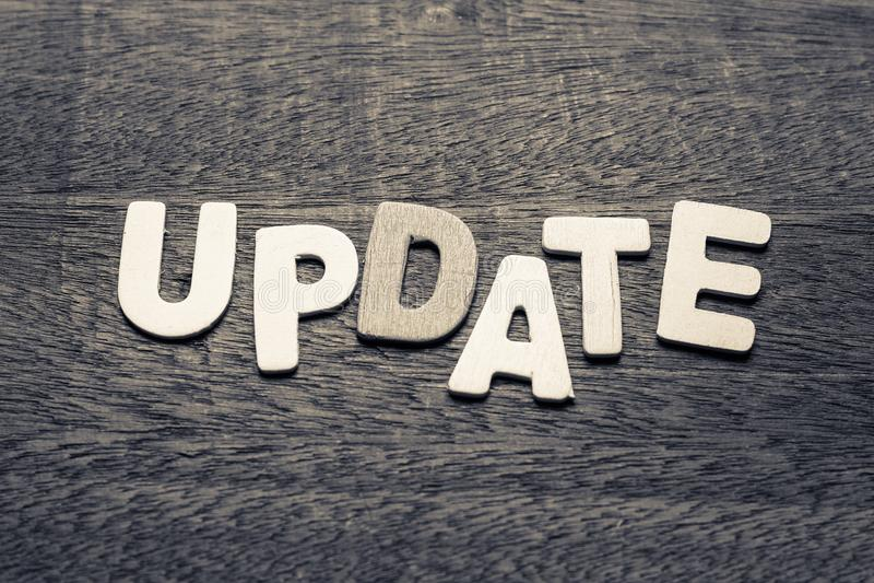 Update stock photos