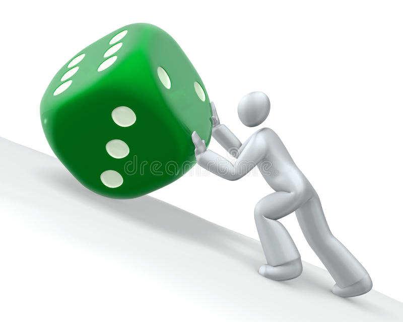 Download Uphill job stock illustration. Image of hill, fight, lucky - 12074541