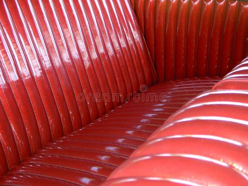 Upholstery da dobra e do rolo imagens de stock