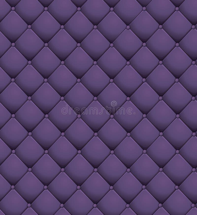 Upholstery do Lilac ilustração do vetor