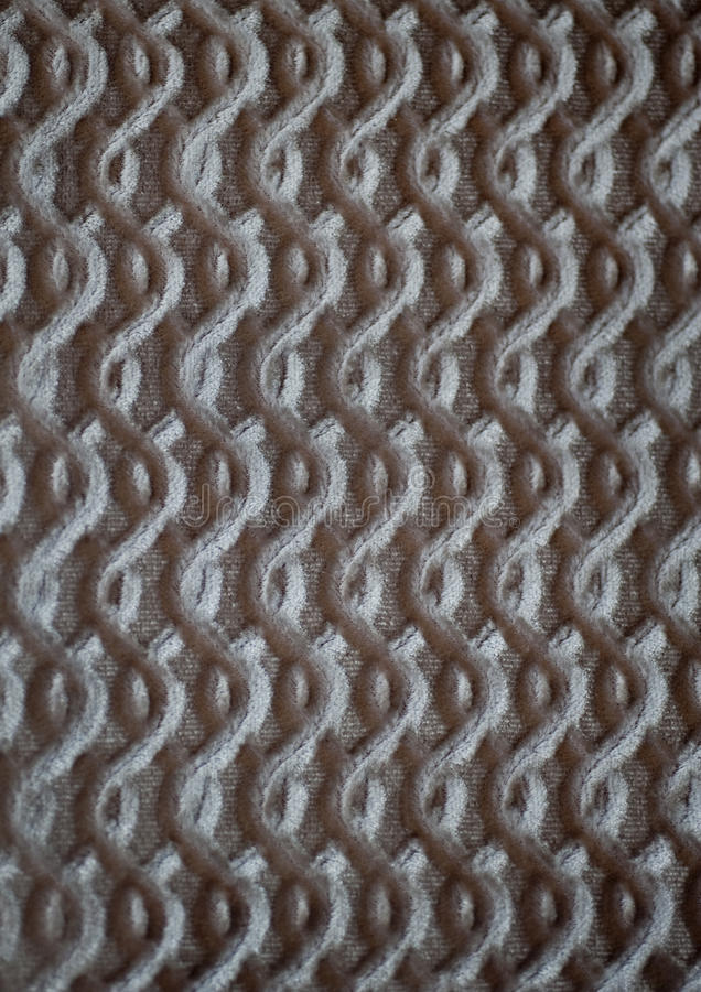 Download Upholstery Fabric With Embossed Design Stock Photo - Image: 10817016