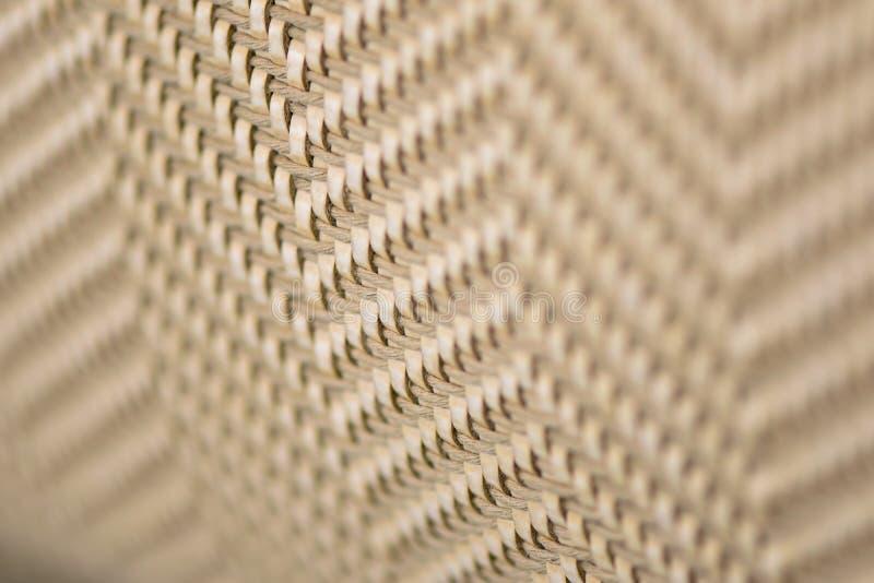 upholstery Slut upp tygtextur arkivbilder