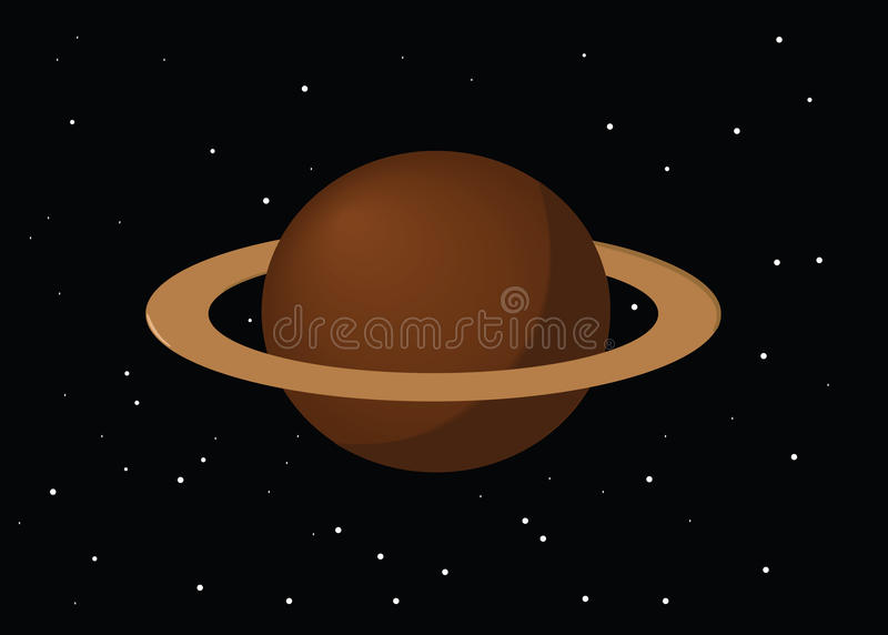 Download Upiter stock vector. Illustration of space, planet, astronomy - 11956459
