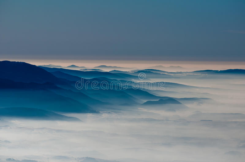 Download Upland haze stock photo. Image of misty, range, hill - 18923464