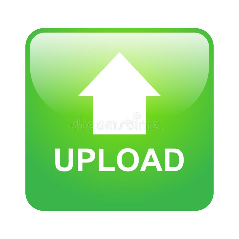 upload royalty ilustracja