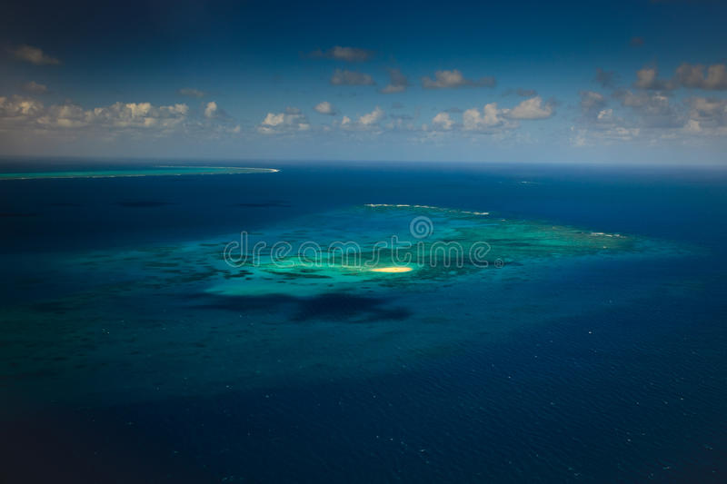 Download Upolu Cay Great Barrier Reef Maritime Park Stock Image - Image: 12089717