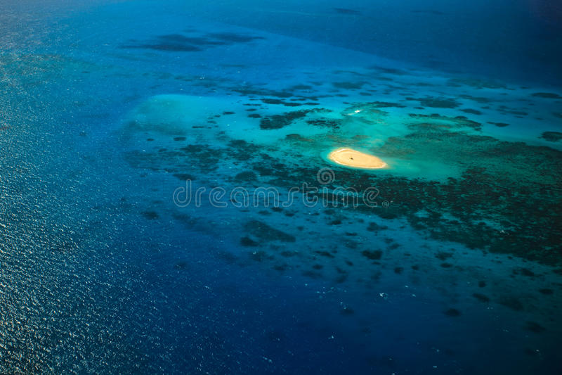 Download Upolu Cay Helicopter Landing Pad Stock Images - Image: 12089794