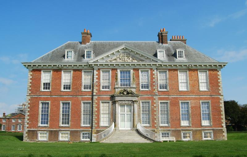 Uppark House, West Sussex imagens de stock royalty free