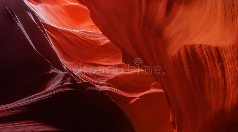 Upper Antelope Canyon stock images
