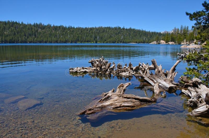 Upper Blue Lake stock photography