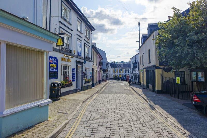 Upper Brixham Devon England UK. View of Upper Brixham Devon England UK royalty free stock photo