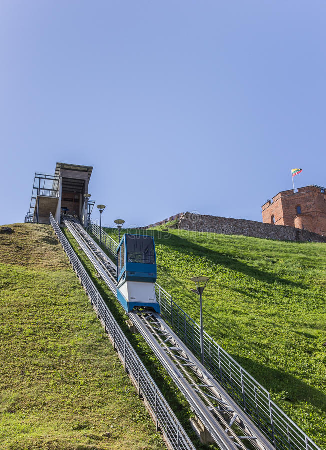Download Upper Castle Museum Funicular Stock Image - Image of castle, funicular: 31985981