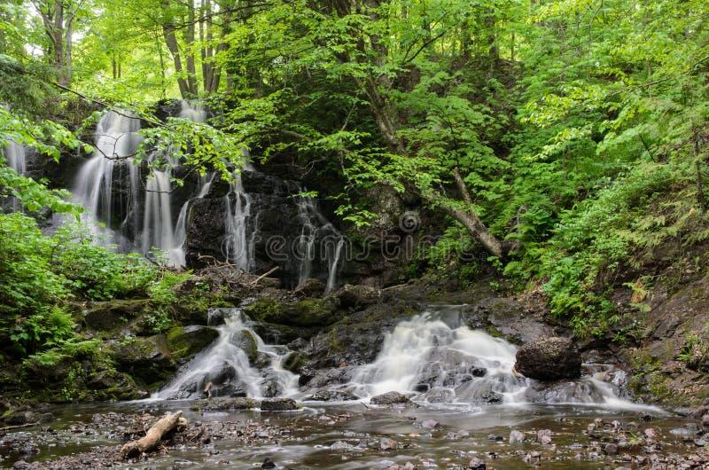 Upper Hungarian Falls stock image