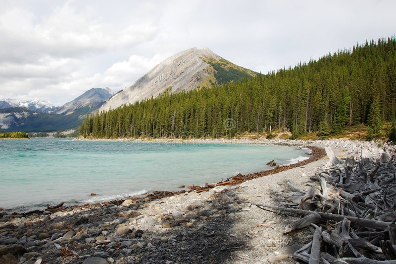 Upper Lake royalty free stock images