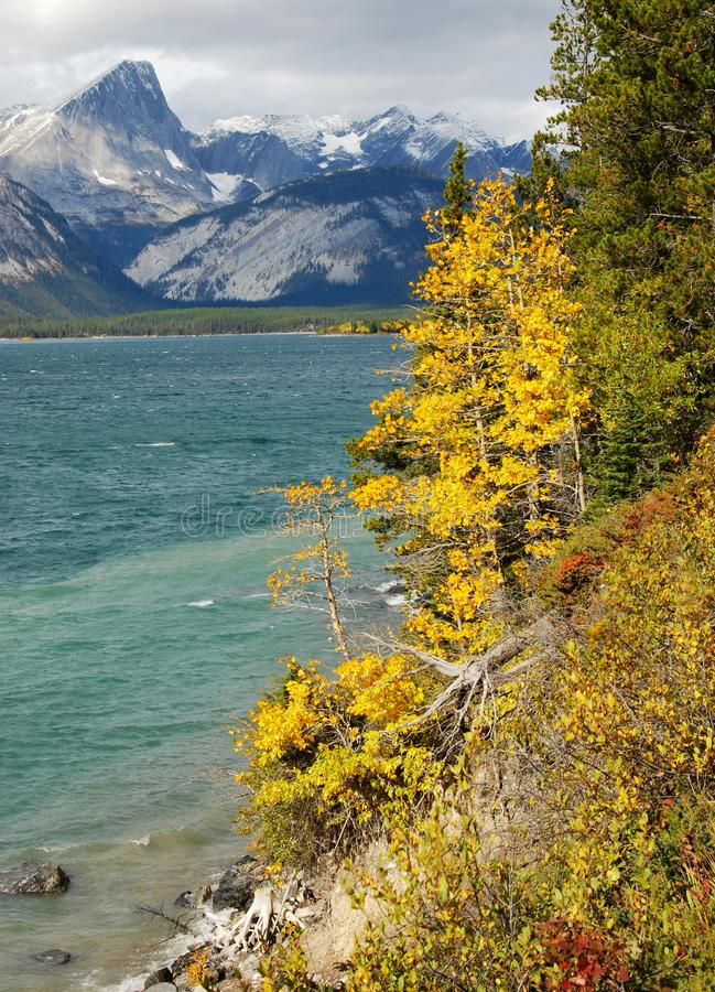 Download Upper Lake in Autumn stock photo. Image of lakes, upper - 6640966