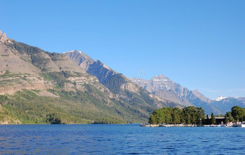 Download Upper Waterton Lake Royalty Free Stock Photos - Image: 5728418