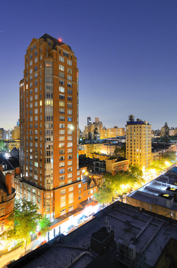 Download Upper West Side stock photo. Image of city, upper, west - 25021252