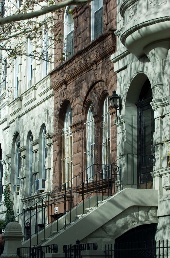 Download Upper west side stock image. Image of upper, architecture - 332573