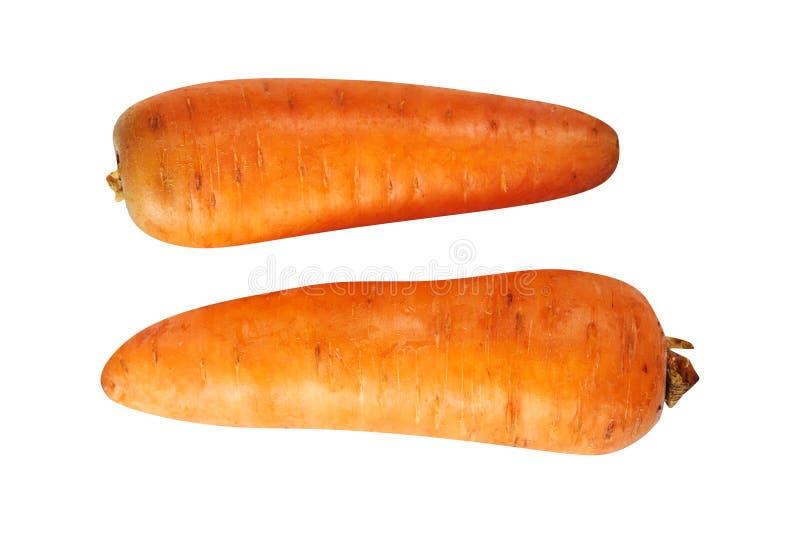 Uppsättning av morötter praktiska grönsaker addle bakgrund isolerad white planlägg ditt royaltyfri foto