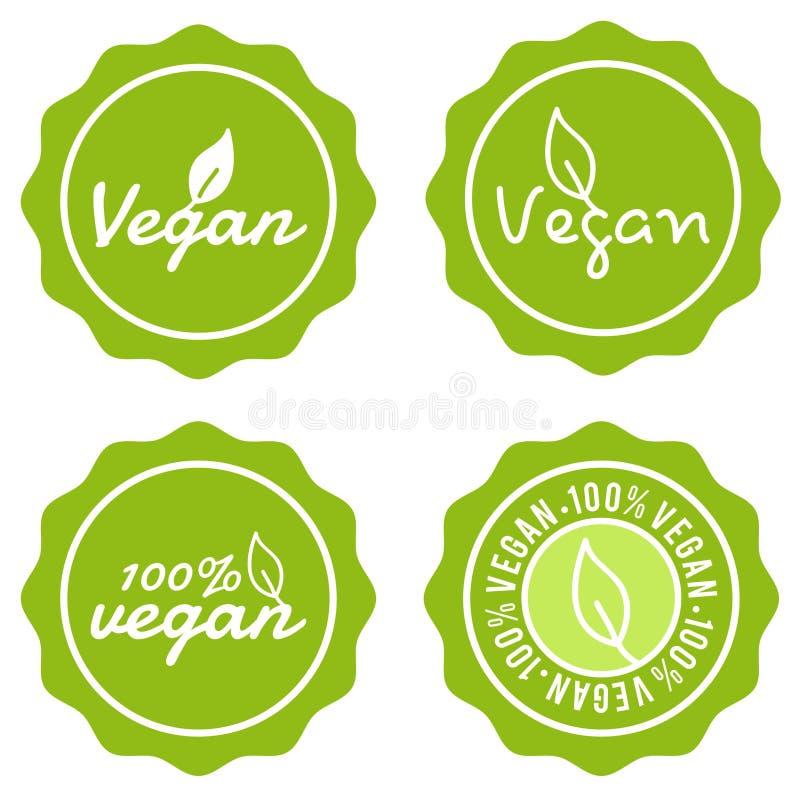 Upps?ttning av matemblem Bästa kvalitet för strikt vegetarian Dragit tecken f?r vektor hand royaltyfri bild