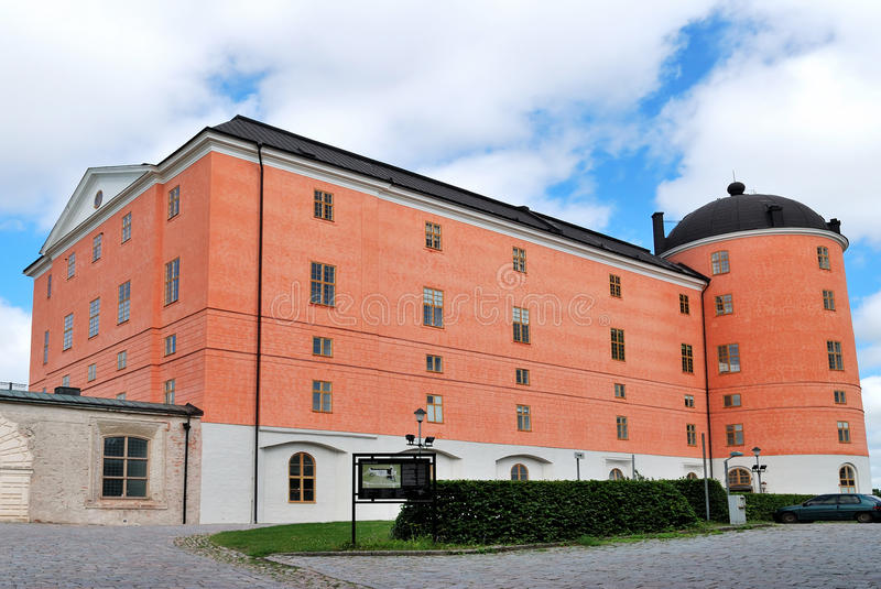 Download Uppsala Castle, 16 century stock photo. Image of clouds - 17011938