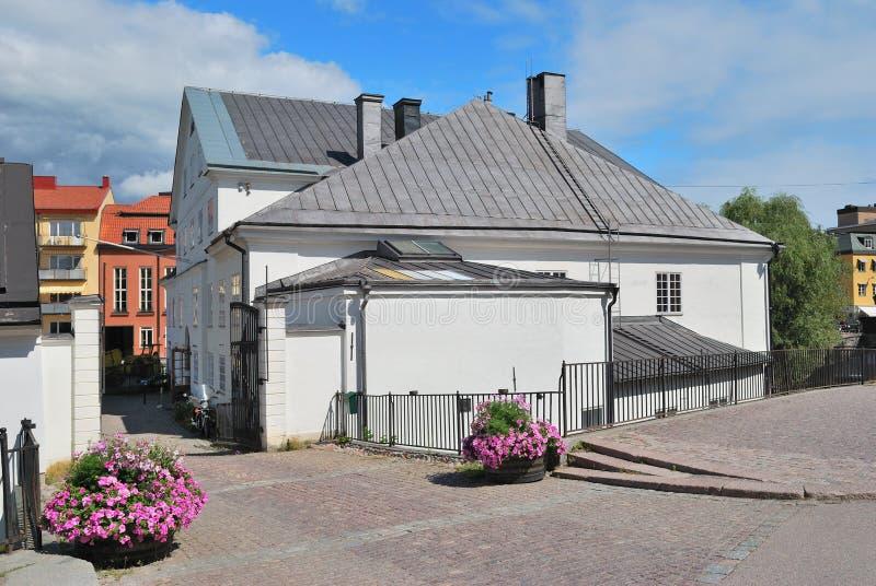 Uppsala, Suecia foto de archivo