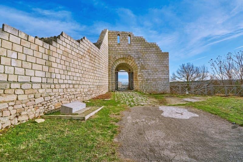 Uppslagsord av fästningen fotografering för bildbyråer