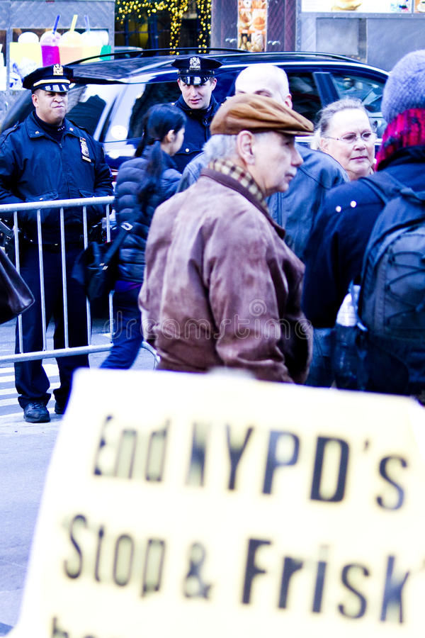 Uppta Wall Street 5, snutar royaltyfria foton