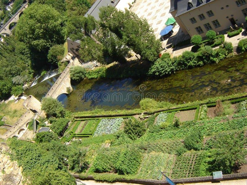 uprawia ogródek Luxembourg obraz stock