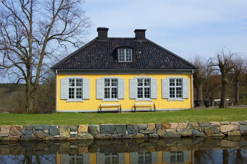 uprawia ziemię szwedzi obraz royalty free