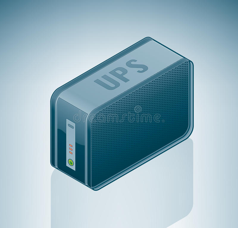 Download UPS (Uninterruptible Power Supply) Stock Photography - Image: 14420072