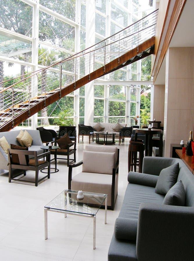 Download Upscale Resort Bar Interior Stock Photo - Image: 5416426