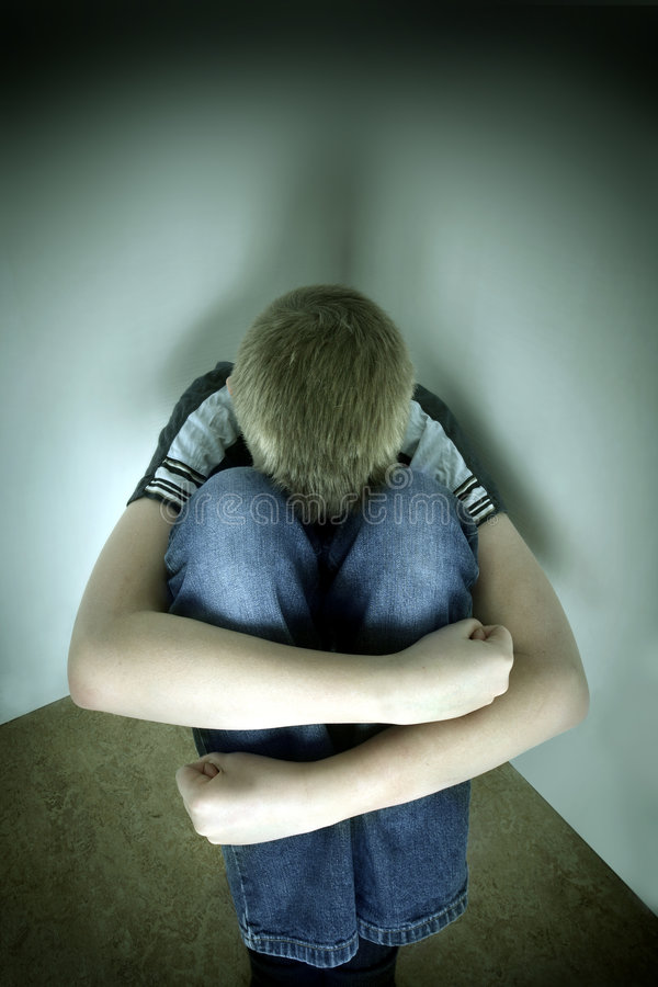 Download Upset boy against a wall stock photo. Image of frustrating - 2240946