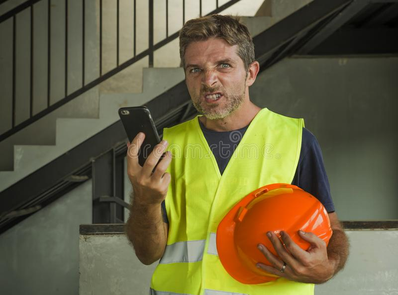 Angry Contractor Stock Photos - Download 1,198 Royalty ...