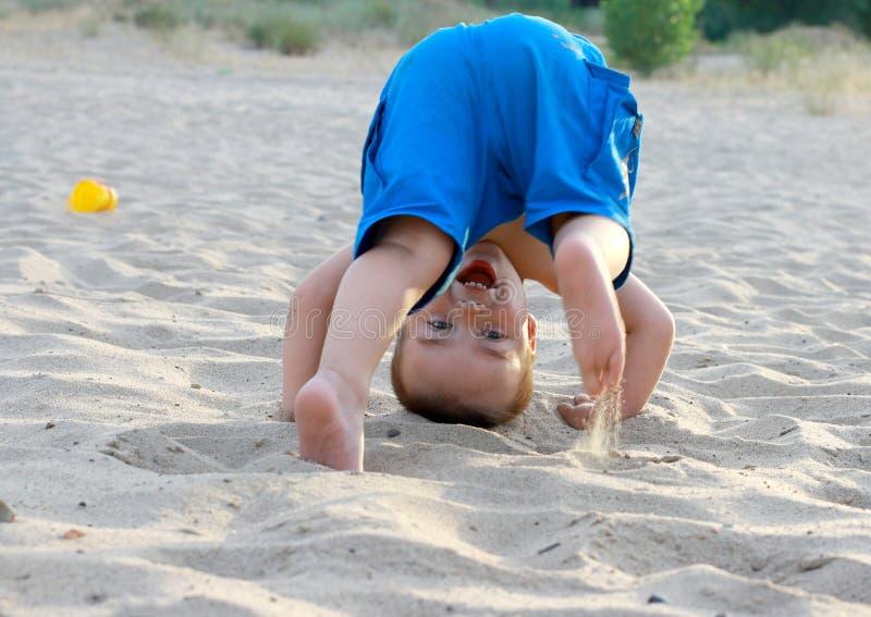 Upside-down photographie stock libre de droits