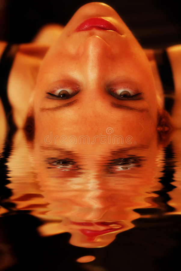 Download Upside down 2 stock photo. Image of made, great, eyes - 1863286