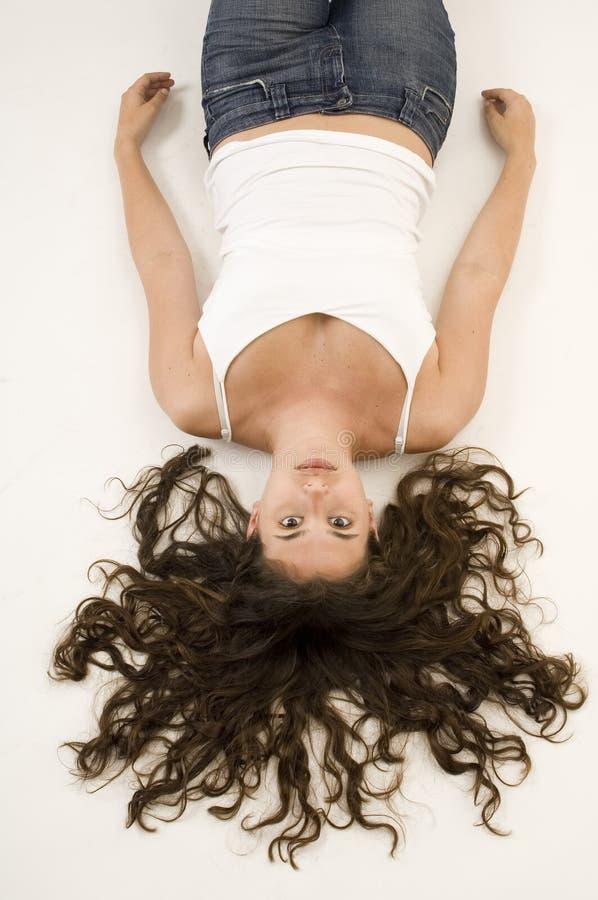 Upside-down 3 image libre de droits