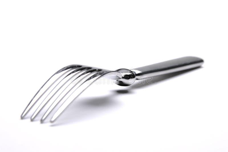 Download Upside down fork stock image. Image of fork, cutout, upside - 180909