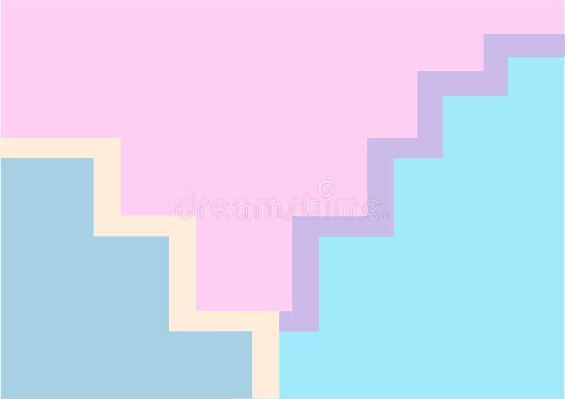 Upstair simple lindo fotografía de archivo libre de regalías