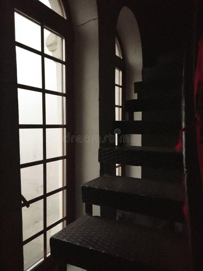 upstairs imagens de stock royalty free